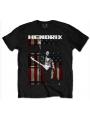 Jimi Hendrix Kids T-shirt Peace Flag