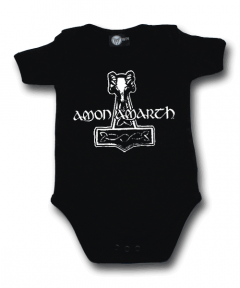 Amon Amarth Baby Onesie Hammer of Thor Amon Amarth (Clothing)