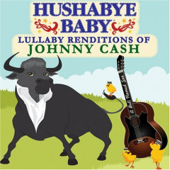 Hushabye Baby Johnny Cash CD