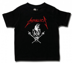 Metallica Kids T-Shirt Scary Guy