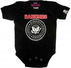 Ramones Baby Grow Body Romper Logo Ramones