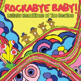 Rockabyebaby the Beatles CD