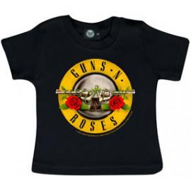 Guns n' Roses Baby T-shirt Logo