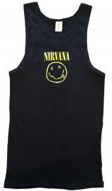 Nirvana Kids Tank Top Smiley