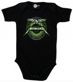 Metallica Baby Clothes - Seek and Destroy