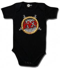 Slayer Baby Onesie Pentagram