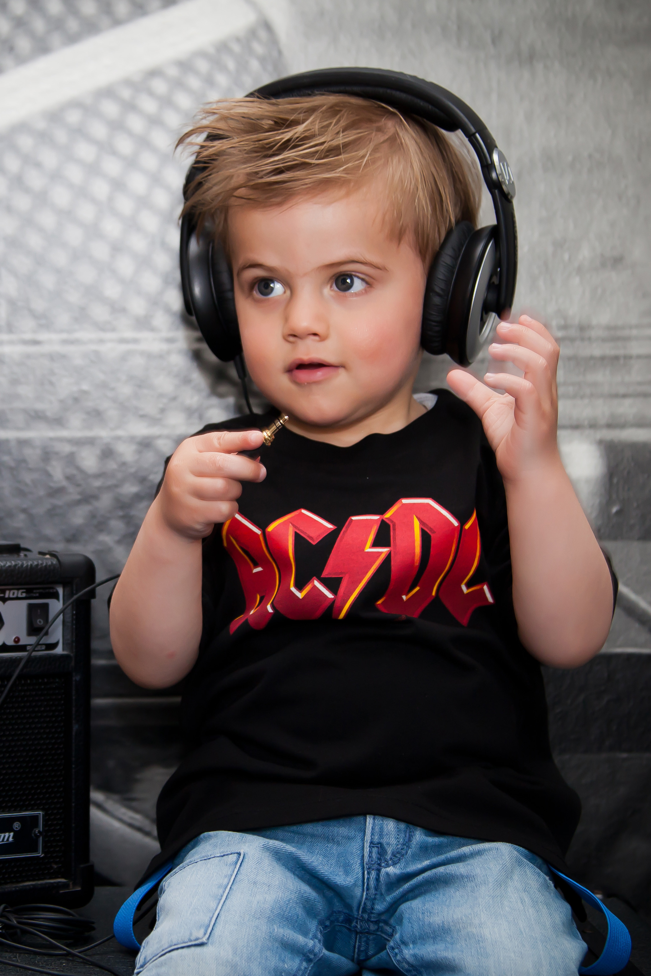 AC DC Baby Clothes