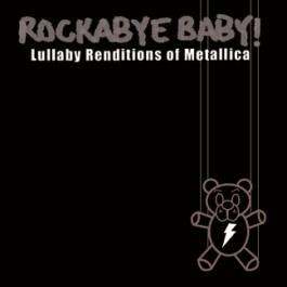 Rockabyebaby Metallica CD