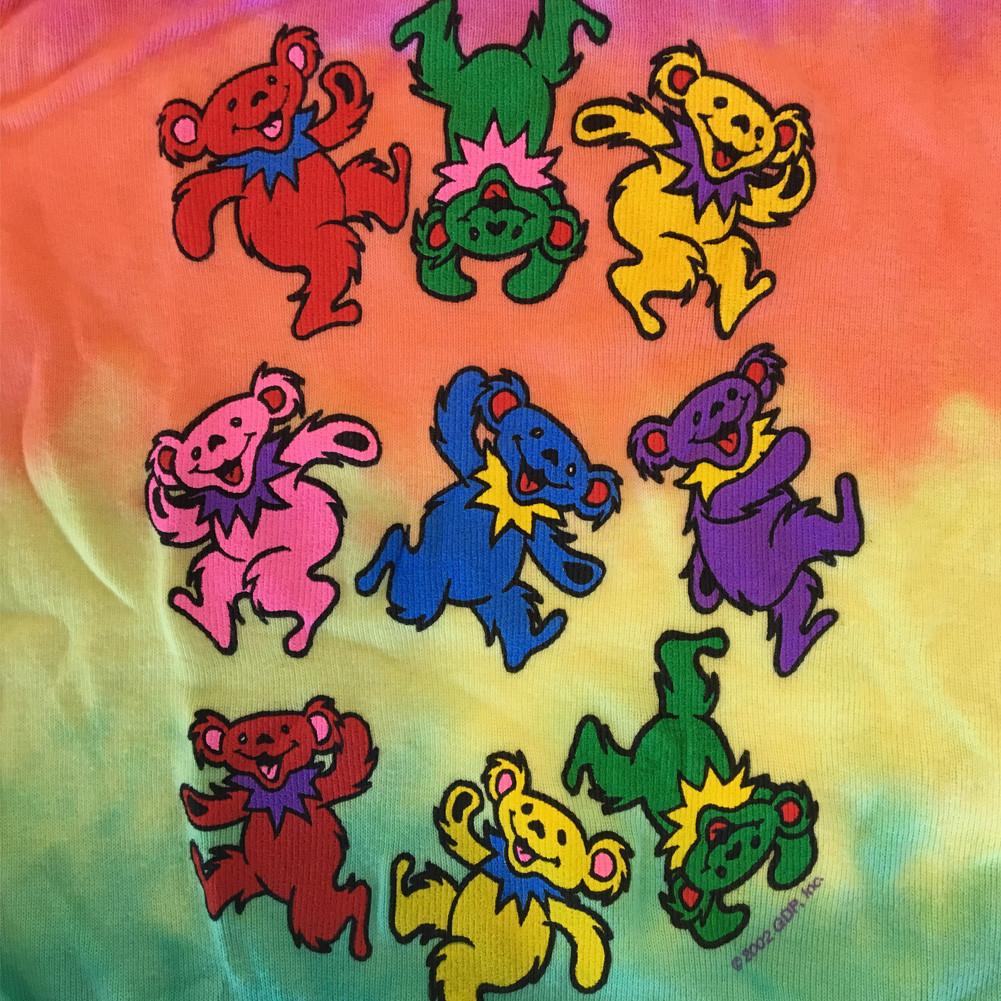 Grateful Dead Baby romper Bears (Clothing)