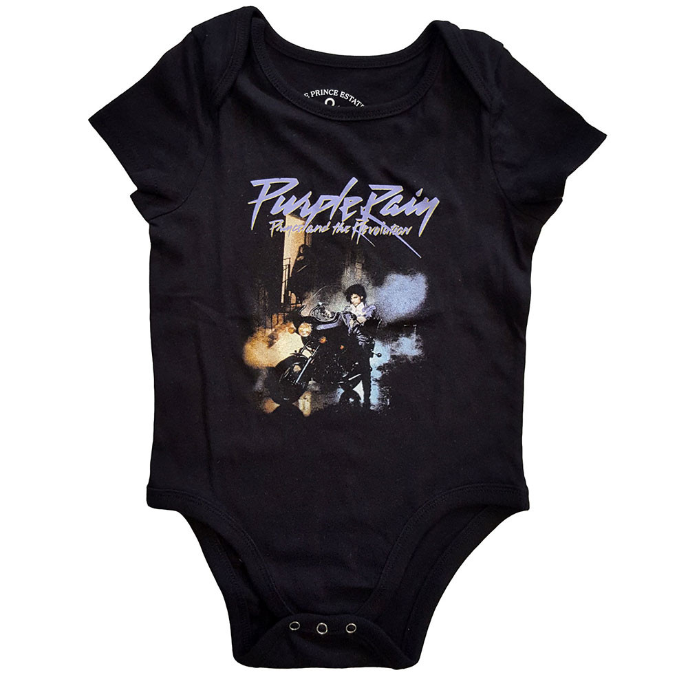 Prince Purple Rain Baby Grow