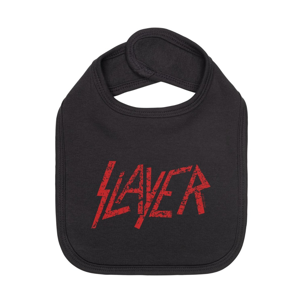 Slayer bib red logo