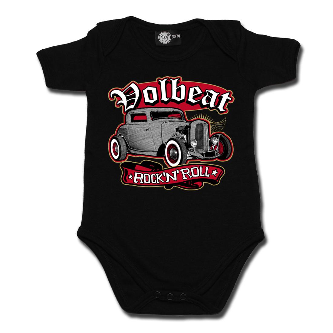 Rock 'n Roll Volbeat Baby Grow