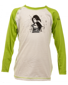 Amy Winehouse Baby Longsleeve Baseball