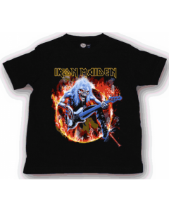 Iron Maiden Kids T-shirt FLF