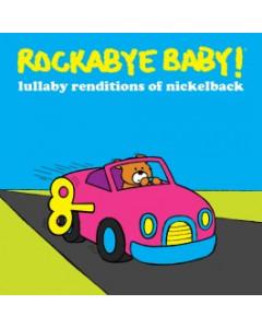 Rockabyebaby Nickelback CD