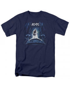 AC/DC Kids T-Shirt Ballbreaker Blue New