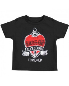 Alice Cooper Kids T-Shirt School's Out
