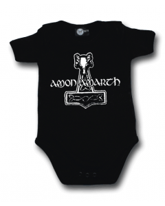 Amon Amarth Baby Grow Hammer of Thor Amon Amarth