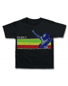 Bob Marley Kids T-shirt Stripe