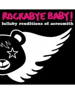 Rockabyebaby Aerosmith CD
