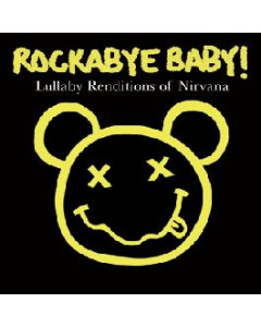 Rockabyebaby Nirvana CD