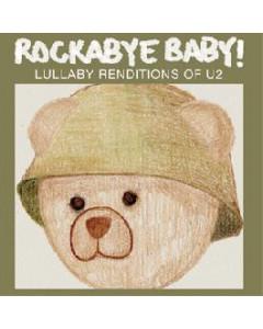 Rockabyebaby U2 CD