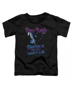 Deep Purple Kids T-Shirt Smoke On The Water