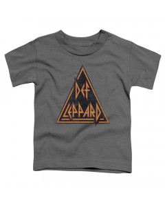 Def Leppard Kids T-Shirt Triangle Print