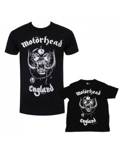 Duo Rockset Motörhead Father's T-shirt & Kids T-Shirt