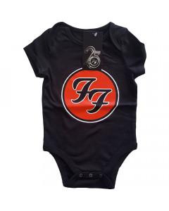 Foo Fighters romper Baby Grow