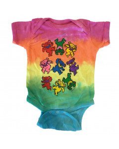 Grateful Dead Baby Grow Bears