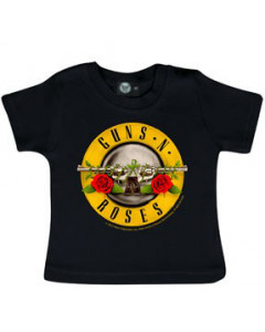 Guns and Roses Baby T-shirt Bullet Guns n' Roses