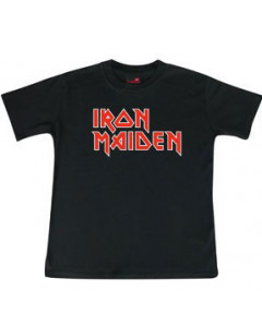 Iron Maiden Kids T-shirt Logo Iron Maiden