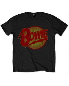 David Bowie Kids T-shirt Diamond Logo