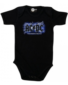 ACDC Baby Grow Thunderstruck