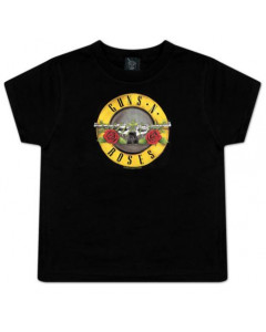 Guns and Roses Kids T-Shirt Bullet