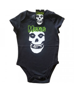 Misfits Baby Grow Skull