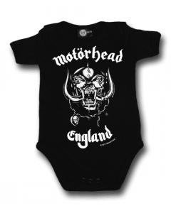 Motorhead Baby Grow England