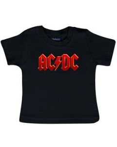 ACDC Baby Clothes | Baby AC DC t-shirt