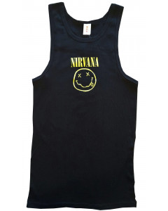 Nirvana Kids Tank Top Smiley