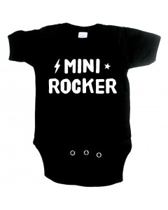 Rock babygrow mini rocker
