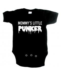 Punker babygrow mommy's little punker