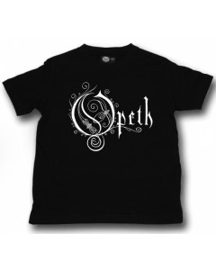 Opeth T-Shirt Logo | Metal clothing for babies
