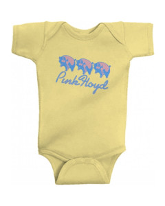 Pink Floyd Baby Grow 'Three Different Ones'