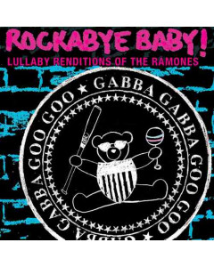 Rockabyebaby The Ramones CD