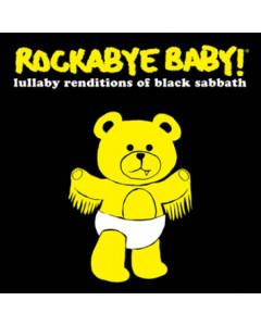 Rockabyebaby Black Sabbath CD