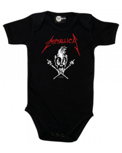Metallica Baby Clothes – Scary Guy