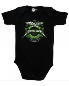 Metallica Baby Clothes – Seek and Destroy
