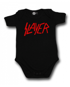 Slayer Baby Grow Logo Slayer