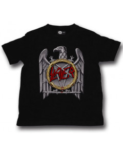 Slayer Kids T-shirt Silver Eagle